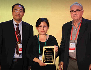 in Wei Best Paper Award