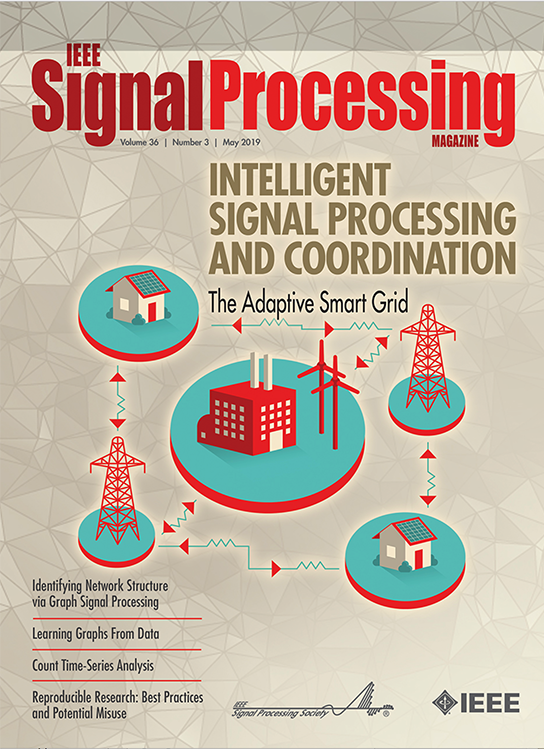 IEEE Signal Processing Magazine -- Adaptive Smart Grid